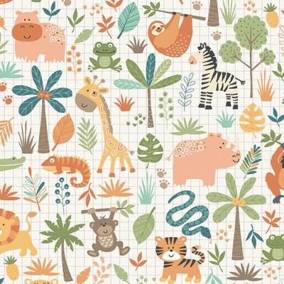 Jungle Friends - Montage