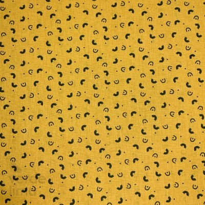 Astro kitty and friends - arcos fundo amarelo