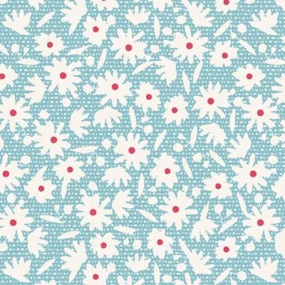 Bon Voyage! - Paperflower teal