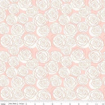 Bliss - Roses Blush Sparkle