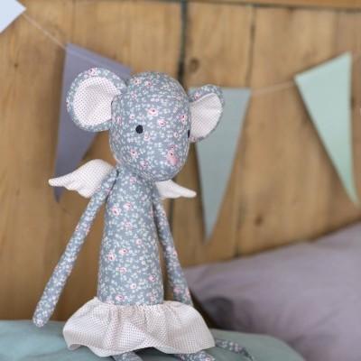 Kit Tilda Angel Mouse
