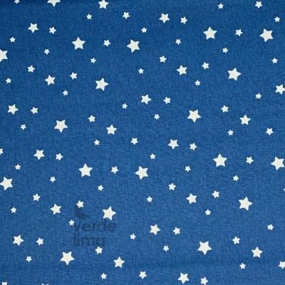 Estrelas Azul Indigo