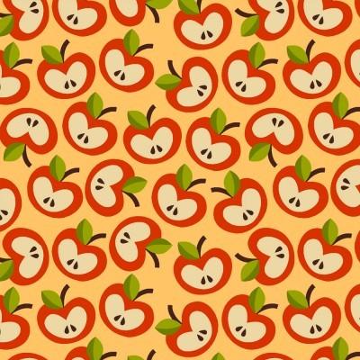 Apple - Maçãs juntas
