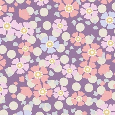 Tilda - Plum Garden - Windflower Lavender