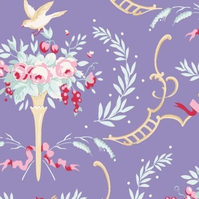 Tilda - Old Rose - Birdsong Blue - PRÉ VENDA