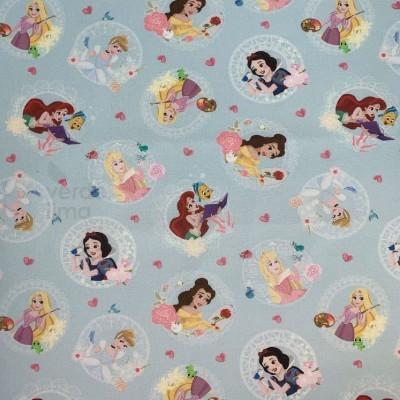 Princesas Disney - Floral