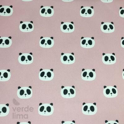 Panda friends - Pandas rosa