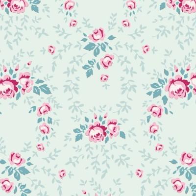 Tilda - Old Rose - Lucy Teal Mist