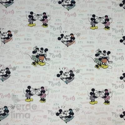 Mickey e Minnie - vintage