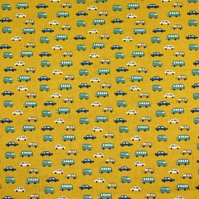 Play Bears - carros fundo amarelo