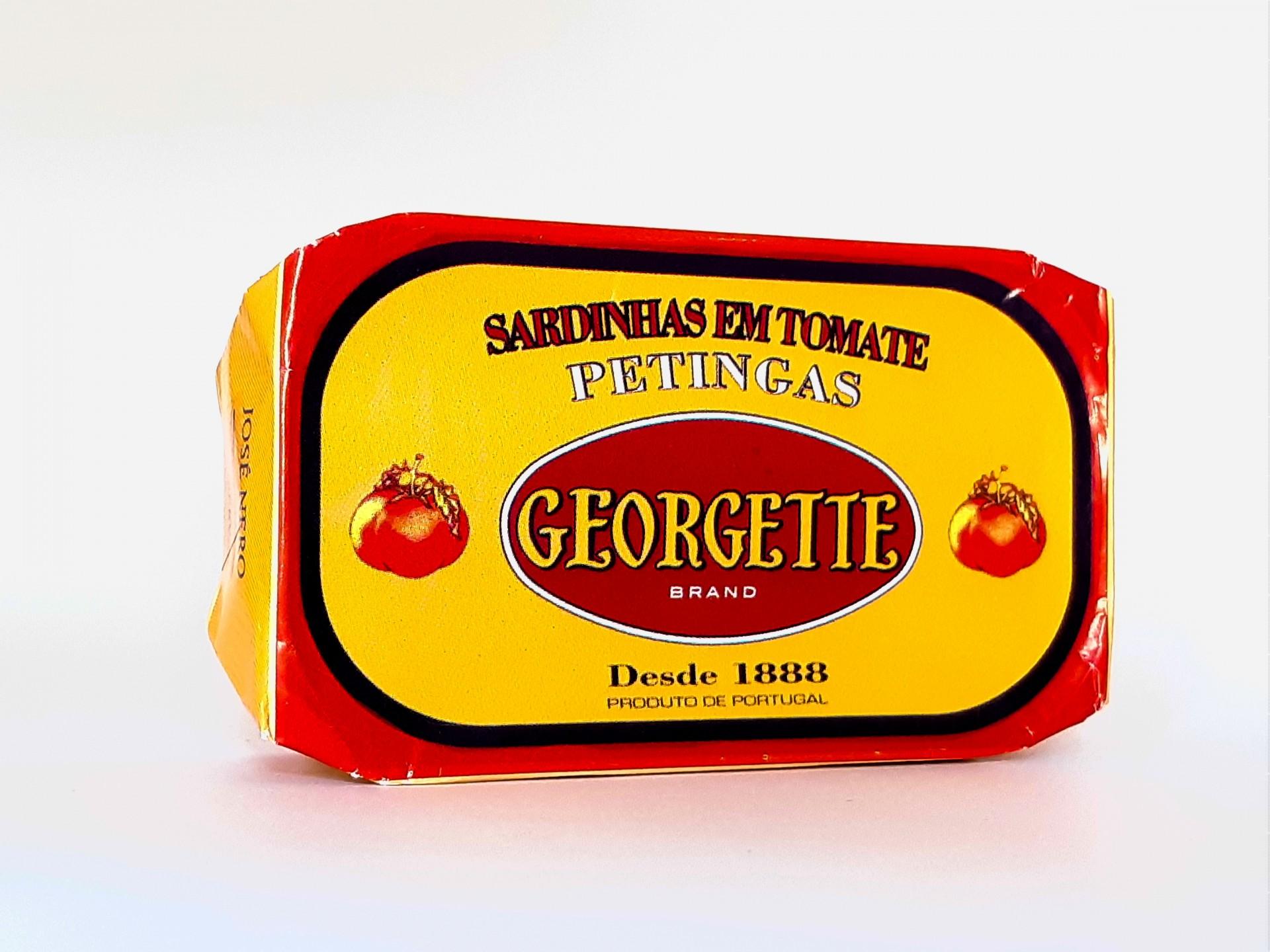 Sardinhas em Tomate - Petingas
