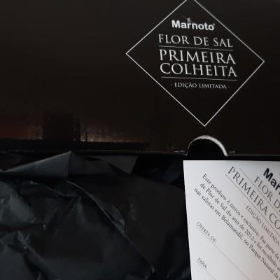 Flor de Sal Marnoto - Primeira Colheita - Edição Limitada 2012