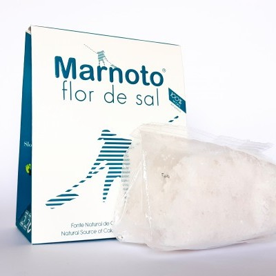 Flor de Sal Marnoto Caixa 125g
