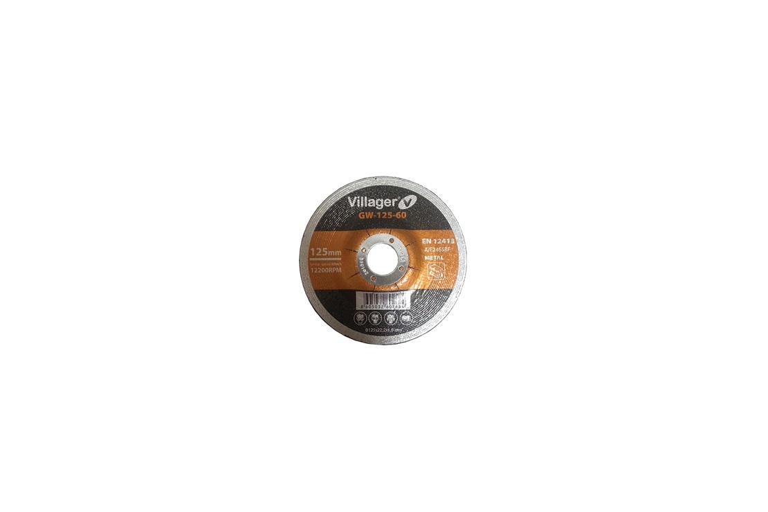 GW 23060 Disco Rebarbar 230 x 6 x 22.23 mm x 5 unidades