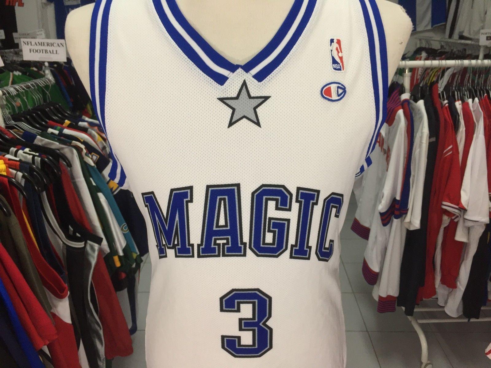 b097405ddce Jersey Orlando Magic (L)#3 Francis NBA Champion Shirt Camisola ...