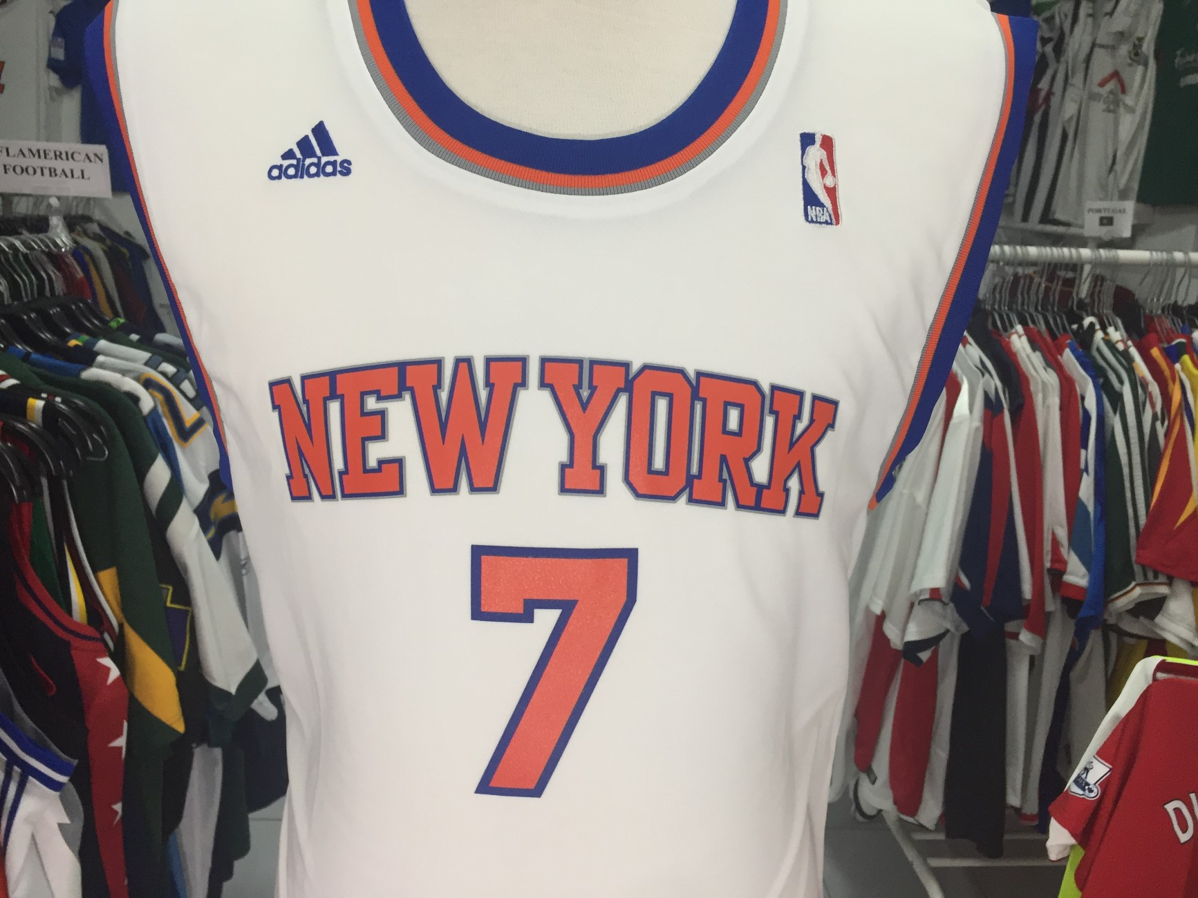 outlet store d087d 41520 New York Knicks Retro T Shirts - DREAMWORKS