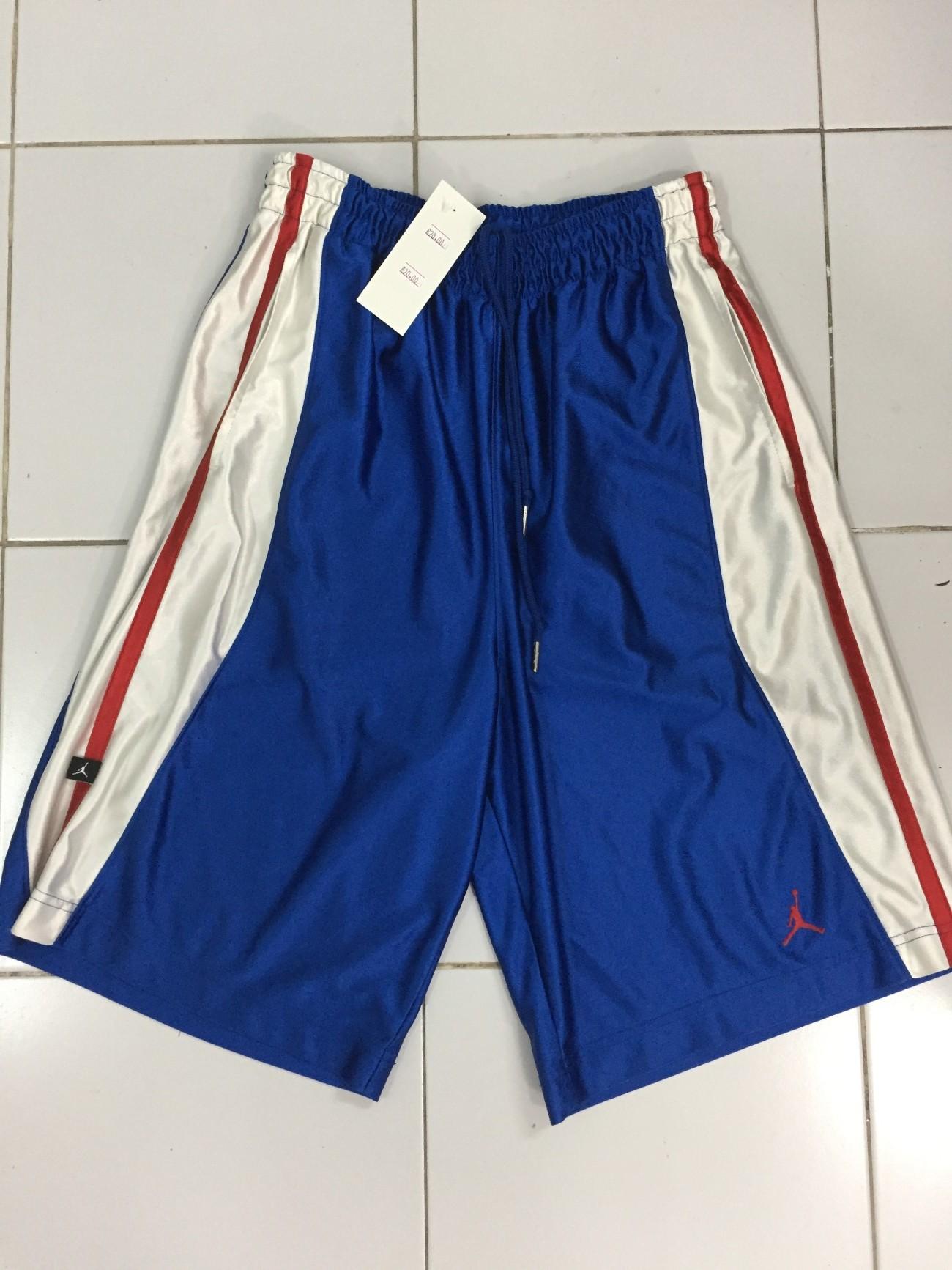 Nike Air Michael Jordan Basketball Shorts (M) Calções  31f8c3379