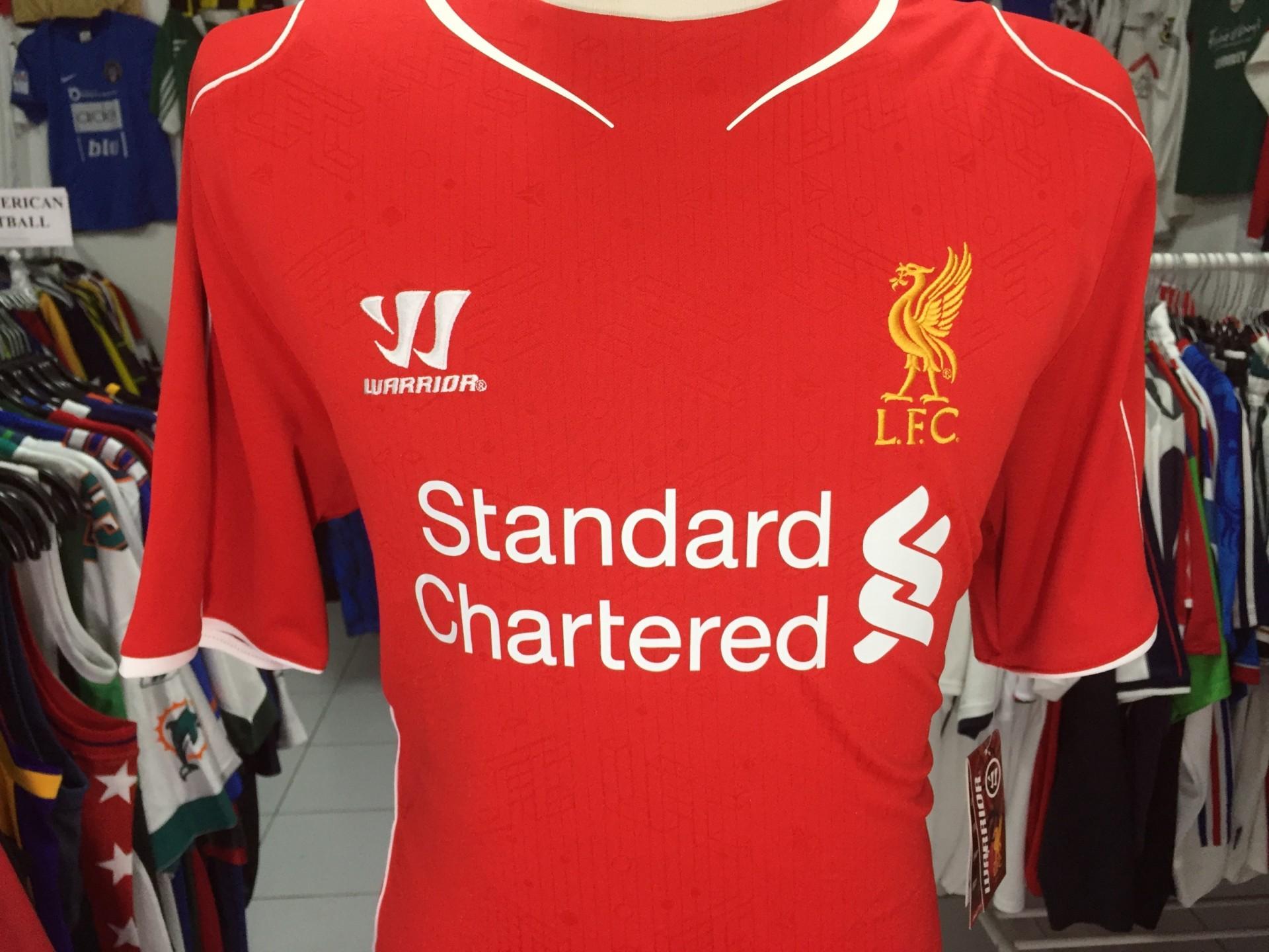 bd25f05bf BNWT Liverpool FC Home Football Shirt 2014-15 (XL) Jersey Camisola ...