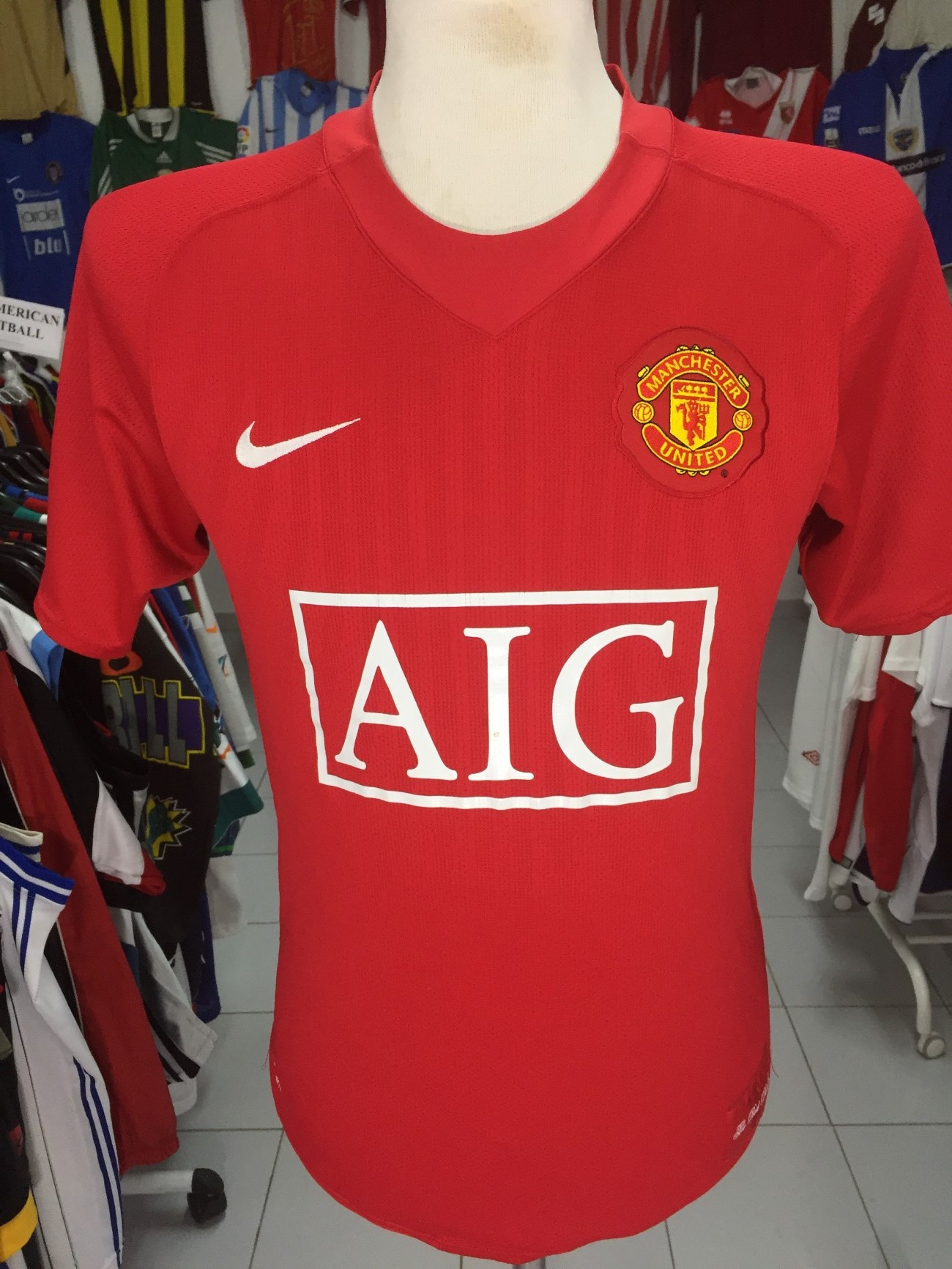 33f0017dbe8 Home Shirt Manchester United – EDGE Engineering and Consulting Limited