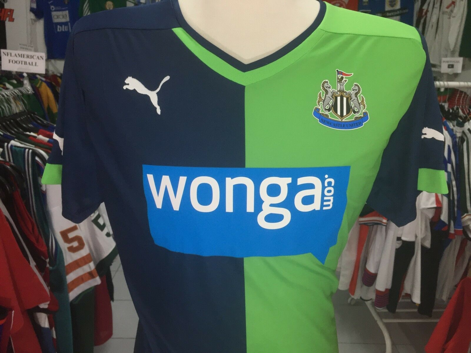 top fashion d353d 1c0b1 Newcastle United Vintage Football Shirts | Azərbaycan Dillər ...