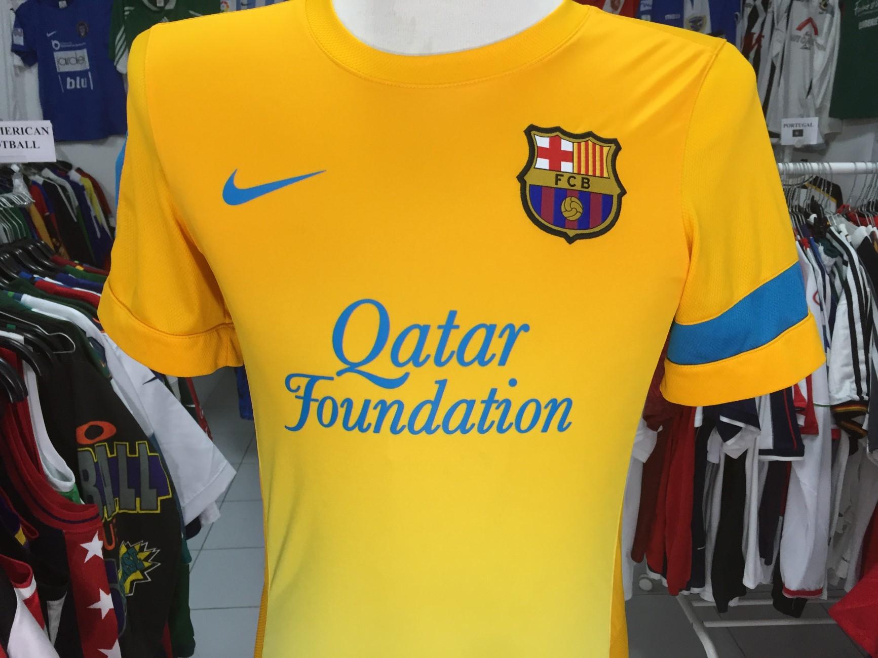 847ecbd7d66 FC Barcelona Training Shirt 2012-13 (S) Nike Camiseta Camisola ...