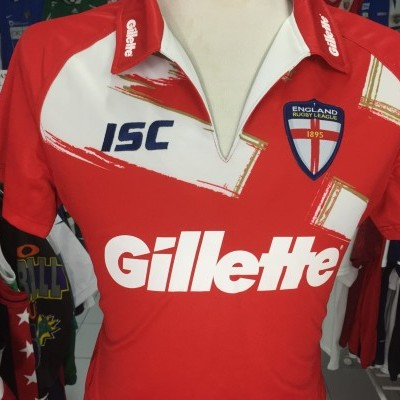 England Rugby League Away Shirt 2011-12 Womens