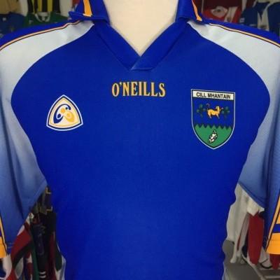 Wicklow GAA Gaelic Home Shirt (L)#28 Ireland