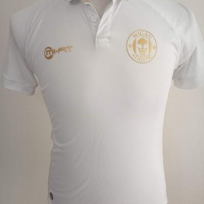 Wigan Athletic FC 3rd Kit Shirt 2011-2012 (Kids)