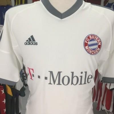 Bayern Munich München Away Shirt 2002-03 (M)