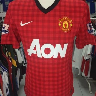 Manchester United Home Shirt 2012-13 (M) #26 Kagawa Japan