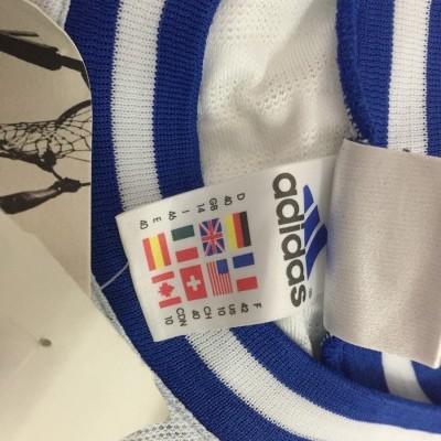 NEW Vintage Adidas Basketball Tank Jersey Womens White Blue