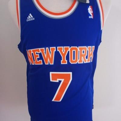 """NEW"" New York Knicks Jersey Shirt #7 Anthony NBA Swingman"