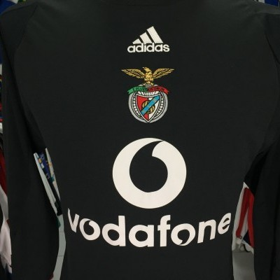 Centenary SL Benfica Goalkeeper Shirt 2003-04 (S)
