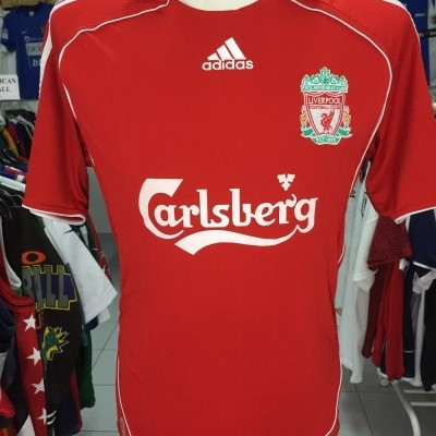 bf55644ec65 Liverpool FC Home Shirt 2006-08 (M) ...