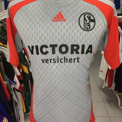 FC Schalke 04 Goalkeeper Shirt 2006-07 (L) Frank Rost
