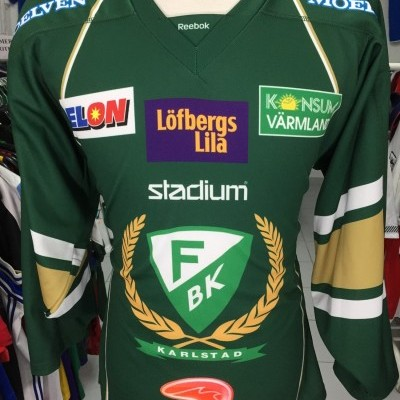 Färjestad BK Ice Hockey Shirt (S) Sweden Jersey ... 2ba9009ba