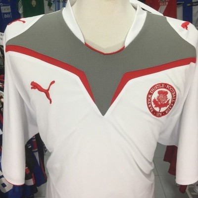 Partick Thistle FC Training Shirt (XXL)