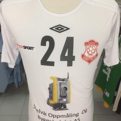 Strømm IL Handball Home Shirt (M) #24 Norway