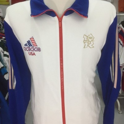 USA Track & Field Track Top Jacket Athletics London 2012 (M)