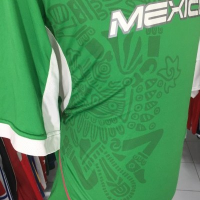 Mexico Home Shirt 2004 Olympic Games