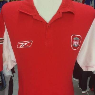 Liverpool FC Polo Shirt (L)