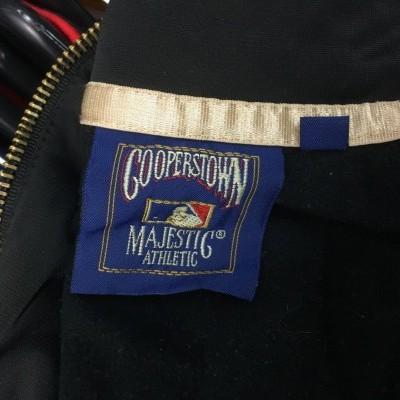 New York Yankees Baseball Jacket Track Top Majestic MLB