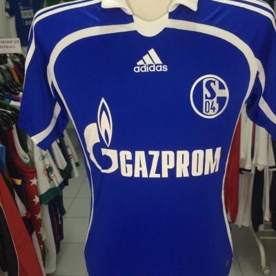 FC Schalke 04 Home Shirt 2006-08 Kids Adidas