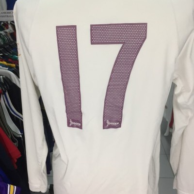 Matchworn Glassverket IF Away Shirt (S)#17 Norway