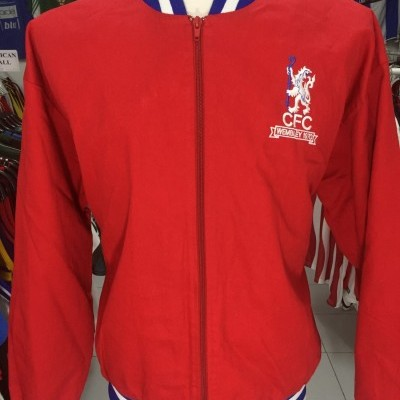 Chelsea FC Jacket 1970 (XL) Final Cup