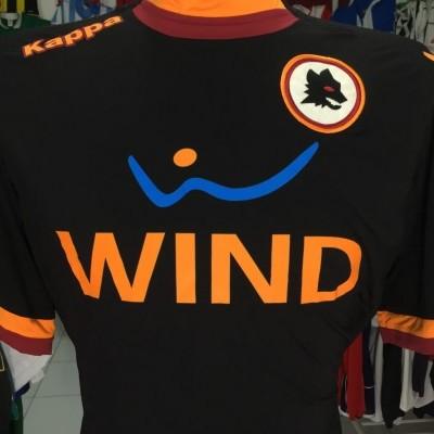 7bfd042cc ... AS Roma 3rd Kit Shirt 2012-13 (XXL)