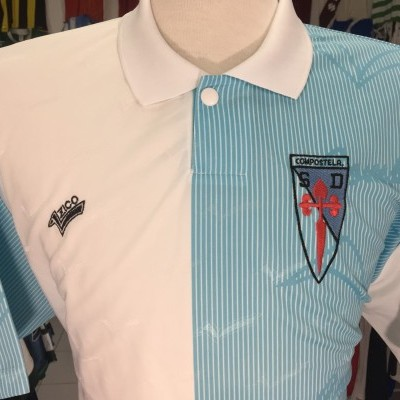 SD Compostela Home Shirt 1995-96 (XL)