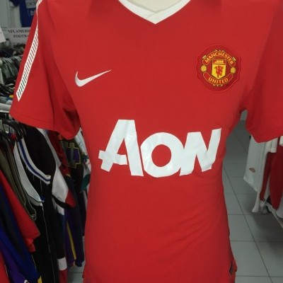 Manchester United Home Shirt 2010-11 (M)