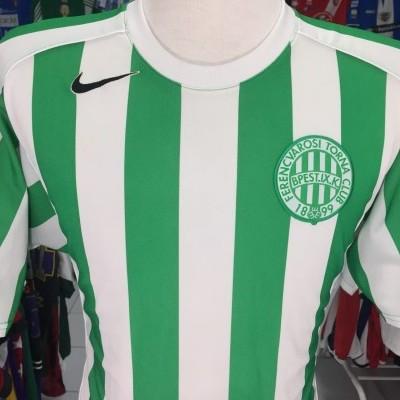 Ferencvaros Home Shirt 2006-07 (XL) Hungary