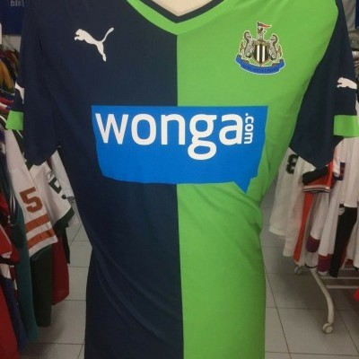 Newcastle United 3rd Kit Shirt 2014-15 (M)